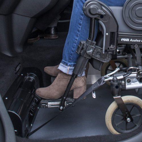 Wheelchair Restraint Systems